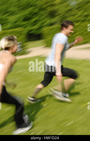 Speed, Geschwindigkeit - Stock Photo