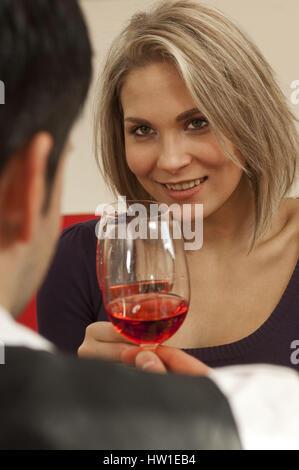 Flirten verliebt