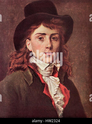 Antoine-Jean Gros, 1771 – 1835, aka Baron Gros. French history and neoclassical painter.  . - Stock Photo