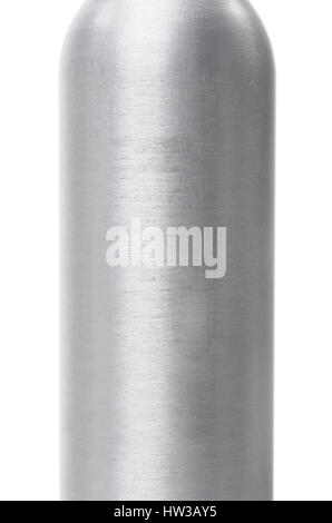 Close up of spray can isolated - Stock Photo