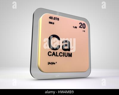 Calcium chemical element periodic table science symbol stock photo calcium ca chemical element periodic table 3d render stock photo urtaz Gallery