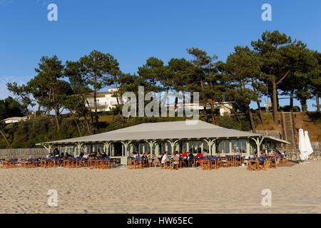 France Gironde Bassin D Arcachon Arcachon Panoramic View With