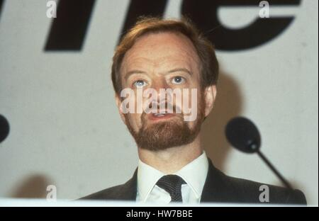 Robin Cook, Shadow Secretary of State for Health and Labour party Member of Parliament for Livingstone, attends - Stock Photo