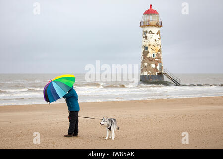 Weather At Talacre Beach