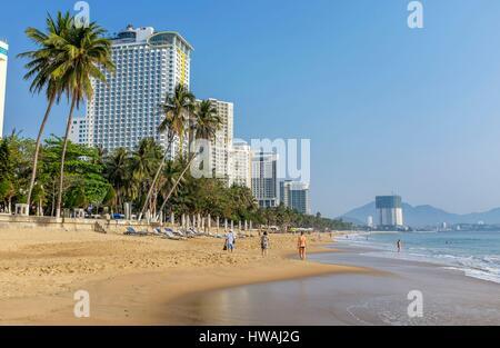 Vietnam, South Central Coast region, Khanh Hoa province, Nha Trang - Stock Photo