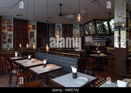 Irani Restaurant London England