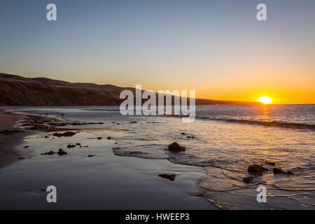 Sellicks Beach, South Australia - Stock Photo