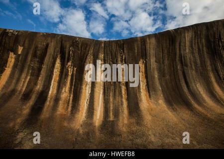 Wave Rock, Western Australia - Stock Photo