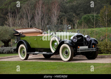 1926 Packard Eight 243 7-Passenger Touring - Stock Photo