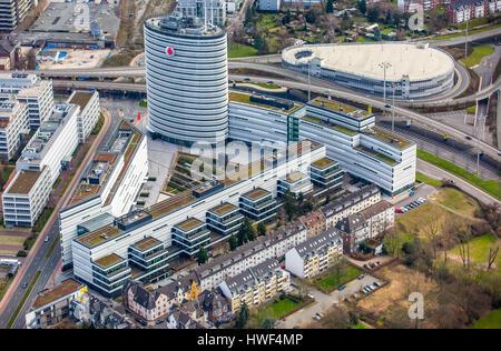 Vodafone Innovation Park, Vodafone Campus, B7, Brussels ...