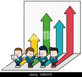 Economic Effect - Stock Photo