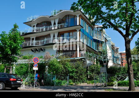 Spreewaldgrundschule, Pallasstrasse, Schoeneberg, Berlin, Deutschland - Stock Photo