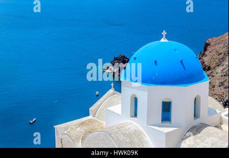 Santorin - Stock Photo