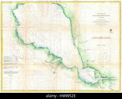 Us Coast Survey Map Of The Kennebec And Sheepscot Rivers Us Coast Map