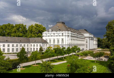 Palace of the prince electors of Trier in Koblenz, Germany - Stock Photo