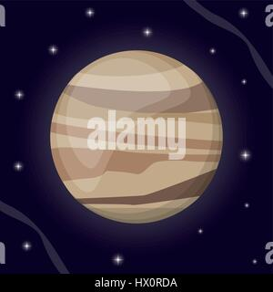 venus planet solar system space - Stock Photo