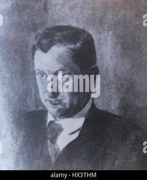Arthur Kutscher - Stock Photo