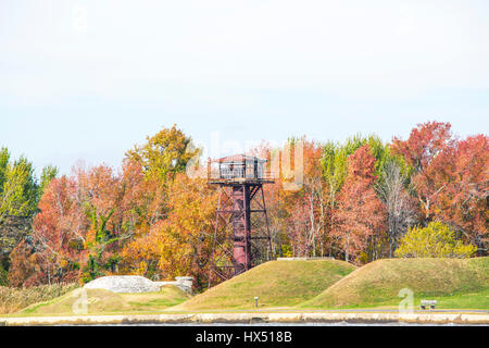 Lookout Tower - Stock Photo