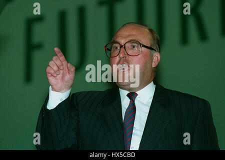 JOHN SMITH QC MP LABOUR PARTY LEADER 15 September 1993 - Stock Photo