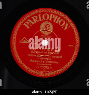 Vertinsky Parlophone B.23072 02 - Stock Photo