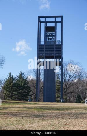 The Netherlands Carillon next to Arlington National Cemetery, Virginia, USA