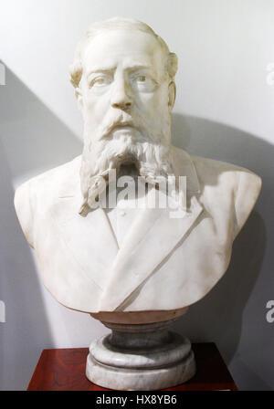 Retrat d'un home (Francesc de Sales Vidal) - Stock Photo