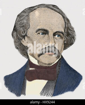 a biography of nathaniel hawthorne an american writer The life of nathaniel hawthorne rebecca beatrice brooks september 15, 2011 august 30, 2018 6 comments on the life of nathaniel hawthorne nathaniel hawthorne was a writer from massachusetts during the 19th century.