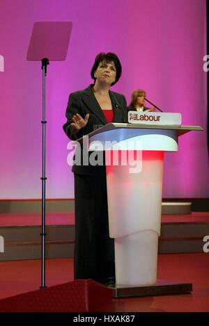 WENDY ALEXANDER MP LEADER OF SCOTTISH LABOUR PART 24 September 2007 BOURNEMOUTH CONFERENCE CENTRE BOURNEMOUTH ENGLAND