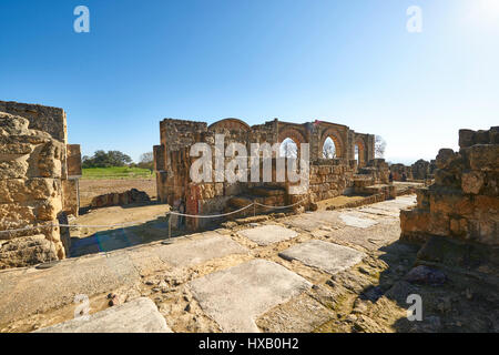 Medina Azahara (Medinat al-Zahra)(Abderramán III (Abd al-Rahman III, al-Nasir)), residence of the andalusian Calif, - Stock Photo
