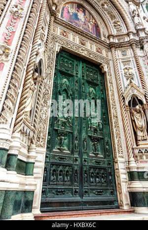 Cathedral Duomo of Santa Maria Del Fiore in Florence, Italy
