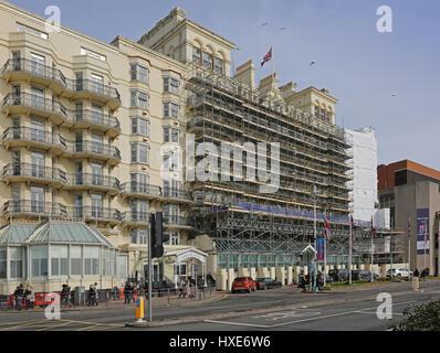 Grand Hotel Brighton Refurbishment