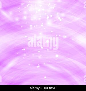 Pink Burst Blurred Background. Sparkling Texture - Stock Photo