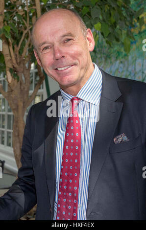 Sir Clive Woodward. - Stock Photo