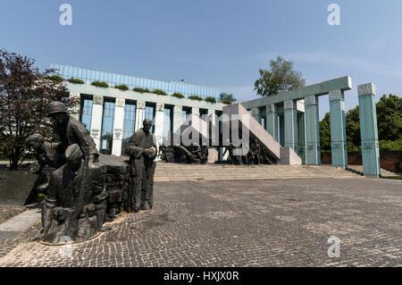 Sad Najwyzszy-Supreme Court in Krasinski Square in Warsaw,Poland.  Other offices: President of the Supreme Court - Stock Photo