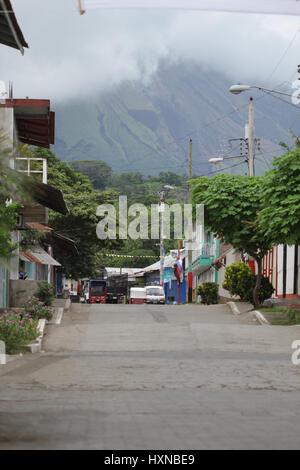 Latin America, Central America - Stock Photo