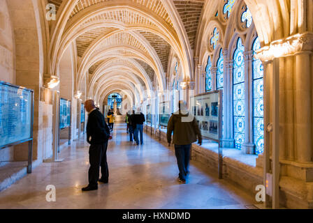Cathedral of Saint Mary of Burgos. Burgos, Castile and Leon, Spain, Europe - Stock Photo