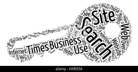 Just An Expensive Electronic Brochure Or A Profitable Site text background wordcloud concept - Stock Photo