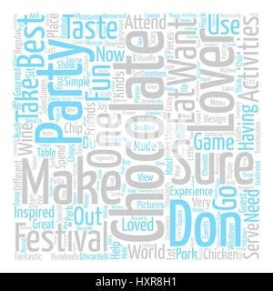 Awesome Gift Ideas For The Teenage Dude Word Cloud Concept Text Background - Stock Photo