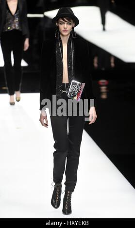 Fashion Week in Milan – Fall/Winter 2010-2011