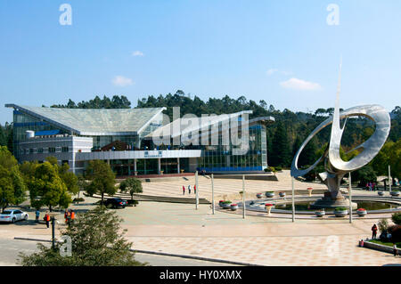 World Horti-Expo Garden, Kunming, Yunnan - Stock Photo