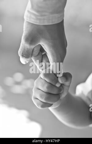 Helping hand. - Stock Photo
