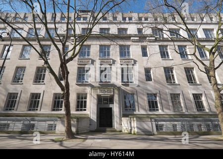 london school of hygiene and tropical medicine - Stock Photo