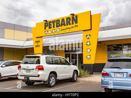 Petbarn pet store at Watergardens shopping precinct