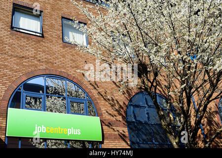 A Job Centre Plus Building Uk Stock Photo Royalty Free