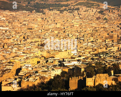 Fes, Morocco - Stock Photo