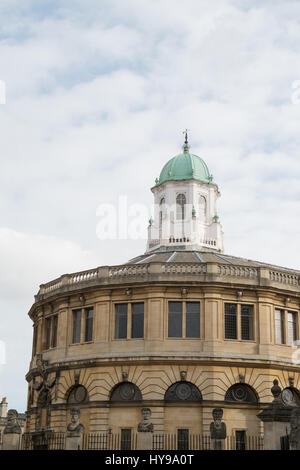 The Sheldonian Theatre, Oxford University, Oxford, England, United Kingdom. - Stock Photo