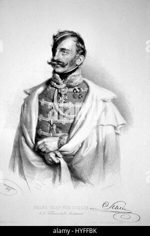 Franz Graf von Schlik - Stock Photo