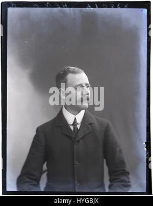 Mr Henwood, 4 Dec 1906 (16858590587) - Stock Photo