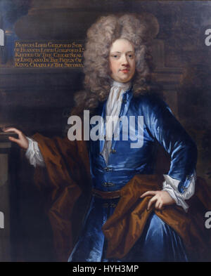 Francis North, 2nd Baron Guildford (1673 1729), circle of Thomas Murray (1663 1734) - Stock Photo