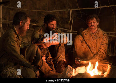 THE PROMISE (2016)  TOM HOLLANDER  OSCAR ISAAC  TERRY GEORGE (DIR)  SURVIVAL PICTURES/MOVIESTORE COLLECTION LTD - Stock Photo